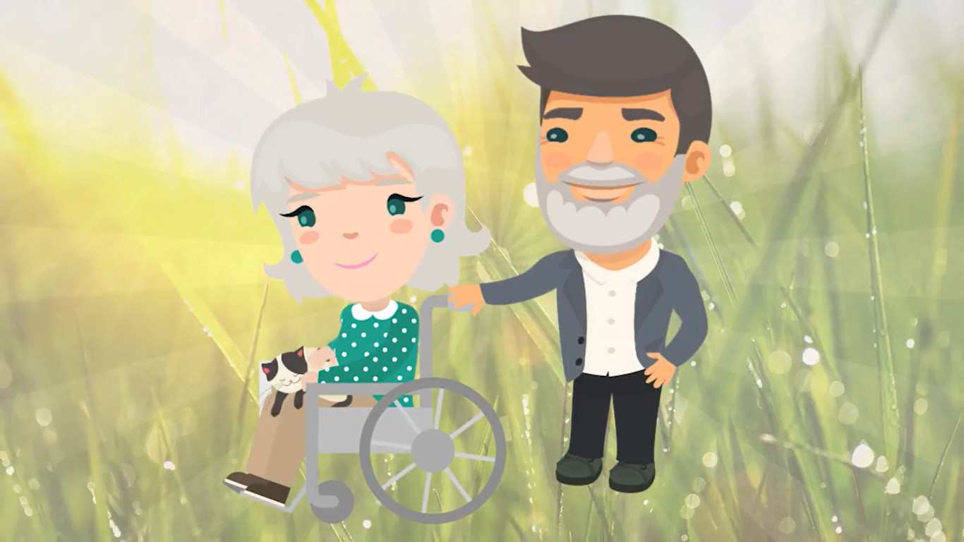 """Watch Our New Animated Movie """"The Good News About Dementia Care"""""""