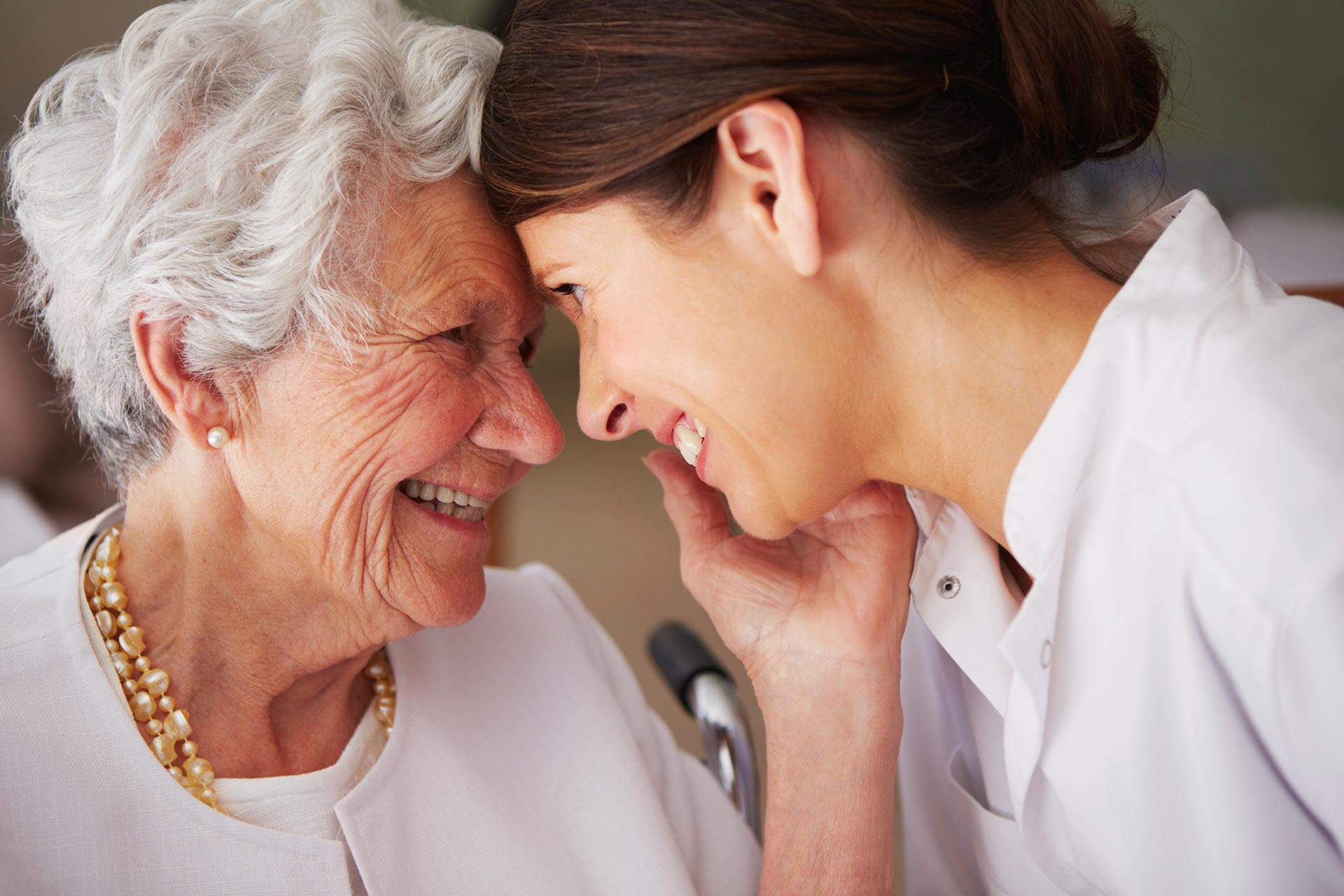 Person-directed care for dementia
