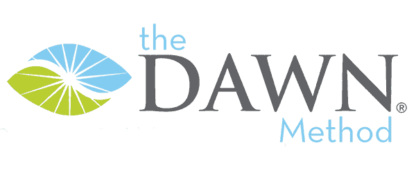 the DAWN Method sunburst eye logo